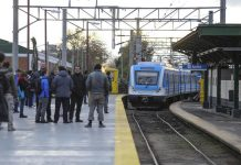 Tren Roca: desde este sábado la línea sumará 64 servicios diarios