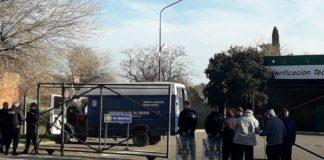 Allaron la VTV de Llavallol: entregaban obleas a autos no aptos