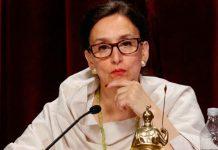 Gabriela Michetti rechazó el aborto y se refirió a una violación