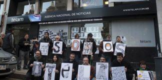 La Justicia dictaminó revocar los masivos despidos en Télam