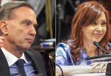 "Miguel Ángel Pichetto: ""Cristina Kirchner va a ser candidata"""