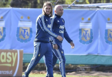 sebastian becaccece, renuncia, afa, selección argentina