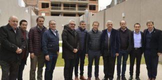 Diez intendentes peronistas del Conurbano en defensa de AySa