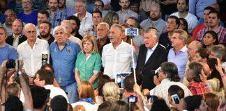 """Bajo la consigna """"Hay 2019"""" dirigentes y militantes se reunen en Almirante Brown"""