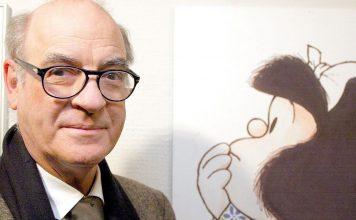 Quino aclaró de qué lado del tema aborto está Mafalda