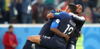 francia, belgica, goles, mundial rusia 2018