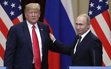 Trump evitó criticar a Putin y marca una nueva relación entre EE. UU. y Rusia