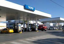 YPF aumento el combustible dos veces en menos de una semana