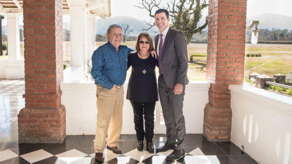 Urtubey y Duhalde, juntos en Salta para impulsar la formación de jóvenes en política