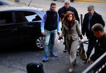 "Allanamientos a Cristina Kirchner: denuncian la presencia de un ""tóxico"""