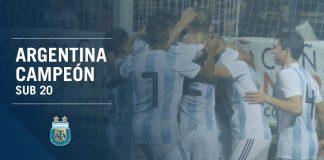 L'Alcudia, sub 20, argentina, selección, futbol,