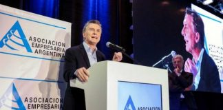 macri, empresarios, Asociación Empresaria Argentina