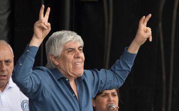 Hugo Moyano lanza su espacio político en alianza con movimientos sociales