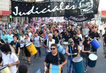 Paro de Judiciales bonaerenses: piden por la paritaria y aumento salarial