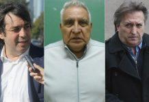 """Así fue la pelea entre el """"Pata"""" Medina, Núñez Carmona y Fabián de Sousa en el Penal de Ezeiza"""