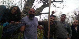 Dos pescadores fueron rescatados tras pasar seis días en un pantano en Berazategui