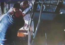 En Rafael Calzada, tres delincuentes golpearon y robaron a un chofer de colectivos