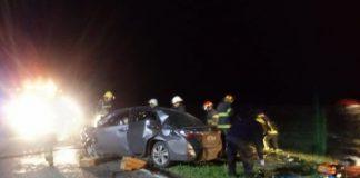 Murieron dos rugbiers del club Manuel Belgrano en accidente de transito