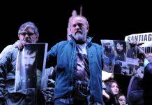 Multitudinaria marcha a un año de la desaparición de Santiago Maldonado