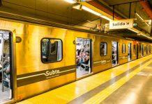 Paro de subte: metrodelegados paralizan las líneas de subte y el premetro