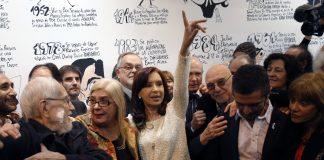 Cristina Kirchner contraataca y presenta un proyecto para auditar la obra pública de su Gobierno