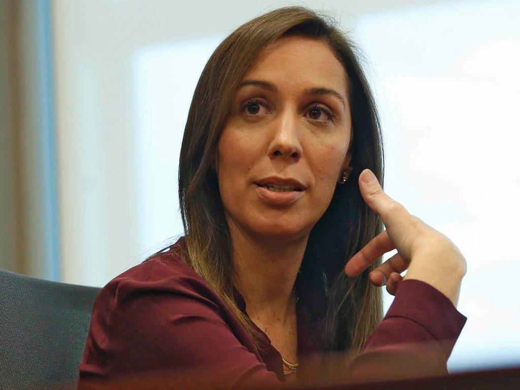 """Vidal: """"Yo no soy como Cristina, estoy más pobre que antes"""""""
