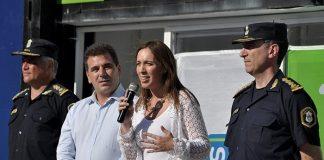Vidal refuerza con 12 mil policías los distritos del Conurbano