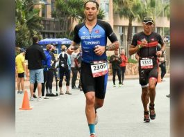 Emanuel Iodice, triatlón, sudafrica, longchamps