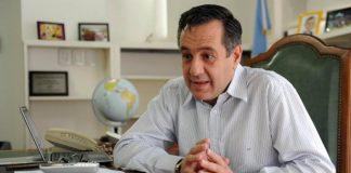 Internaron de urgencia a Alejandro Finocchiaro en el sanatorio Los Arcos