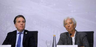 FMI, acuerdo, desembolso, macri, dujovne