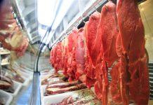 carne, frigorificos, paro