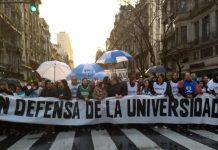 Paritaria: el Gobierno de Macri y docentes universitarios vuelven a reunirse