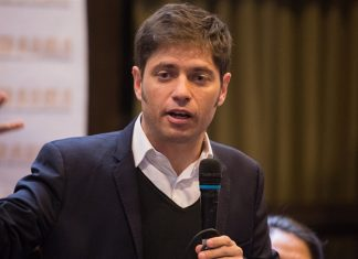 axel kicillof, elecciones 2019, candidato