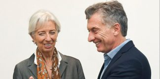 FMI, MACRI, denuncia
