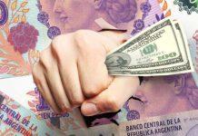 dólares, dolar, cotizaciones, banco central, dujovne, caputo, macri