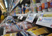 precios cuidados, falta de productos