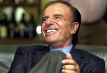 Carlos Menem, causa, trafico de armas