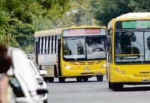 aumento de transporte