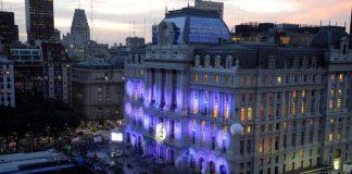 CCK, Gobierno de Macri, Centro Cultural Kirchner