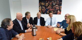 Frente Renovador, Massa, solá, Alfonsin,Lifschitz