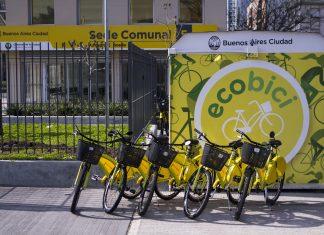 ecobici, bicicletas, ciudad de buenos aires