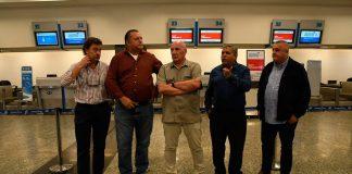 aerolíneas argentinas, aeronavegantes, paro, gremios