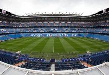 copa libertadores, santiago Bernabéu