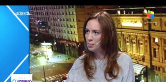 vidal, la cornisa, maria eugenia vidal, entrevista