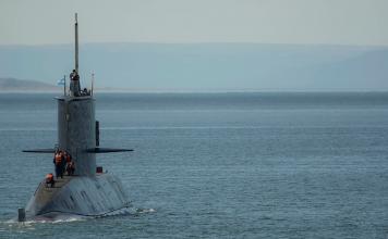 submarino ara san juan, ara san juan, nuevo objeto