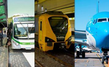 transporte, g20
