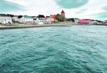 islas malvinas, aéreos, vuelos, latam