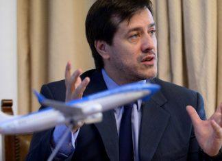 mariano recalde, recalde, aerolíneas argentinas