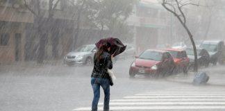 tormentas, lluvias