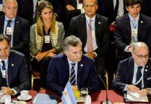 Mauricio Macri, Mercosur, presidencia